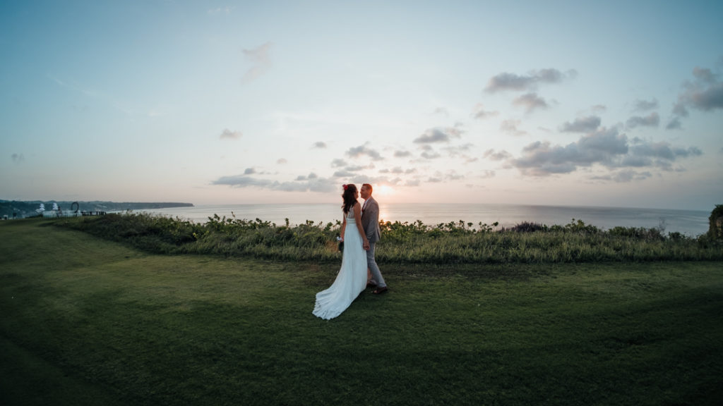 Photoshoot romantique a Bali
